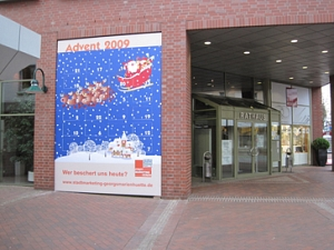 Adventskalender 2009 © Stadtmarketing Georgsmarienhütte e.V.