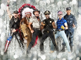 Foto - Village People NDR Sommertour © The Kings Of Disco Former Members Of Village People