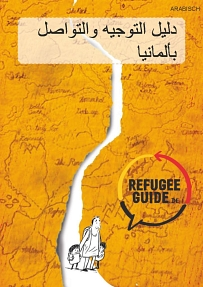 Refugee Guide arabisch © Refugee Guide