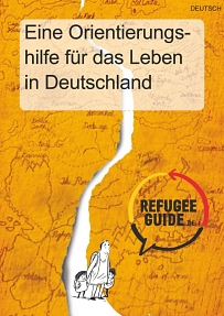 Refugee Guide deutsch © Refugee Guide